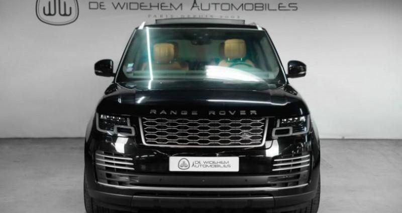 Land rover Range Rover P400E Noir occasion à Paris - photo n°4