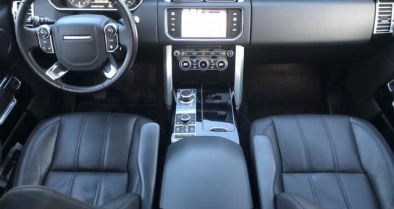 Land rover Range Rover R.ROVER IV 4.4 SDV8 Vogue Jaune occasion à Saint-Sulpice-de-Royan - photo n°6