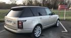 Land rover Range Rover R.ROVER IV 4.4 SDV8 Vogue Jaune à Saint-Sulpice-de-Royan 17