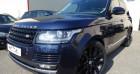 Land rover Range Rover SDV6 258Ps BVA/Jantes 22  Meridian Bi X?non Bleu à CHASSIEU 69