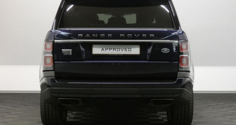 Land rover Range Rover SDV6 275ch Autobiography Bleu occasion à Luxembourg - photo n°5