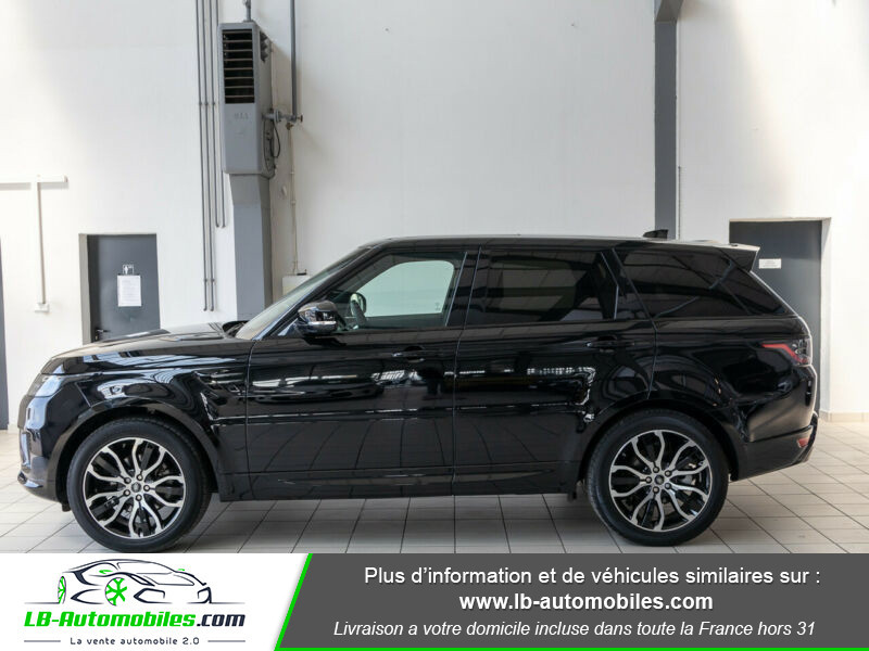 Land rover Range Rover SDV6 3.0L 249ch / S 7 Places  occasion à Beaupuy - photo n°12