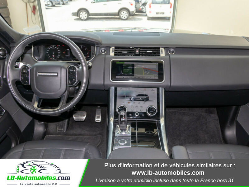 Land rover Range Rover SDV6 3.0L 249ch / S 7 Places  occasion à Beaupuy - photo n°2