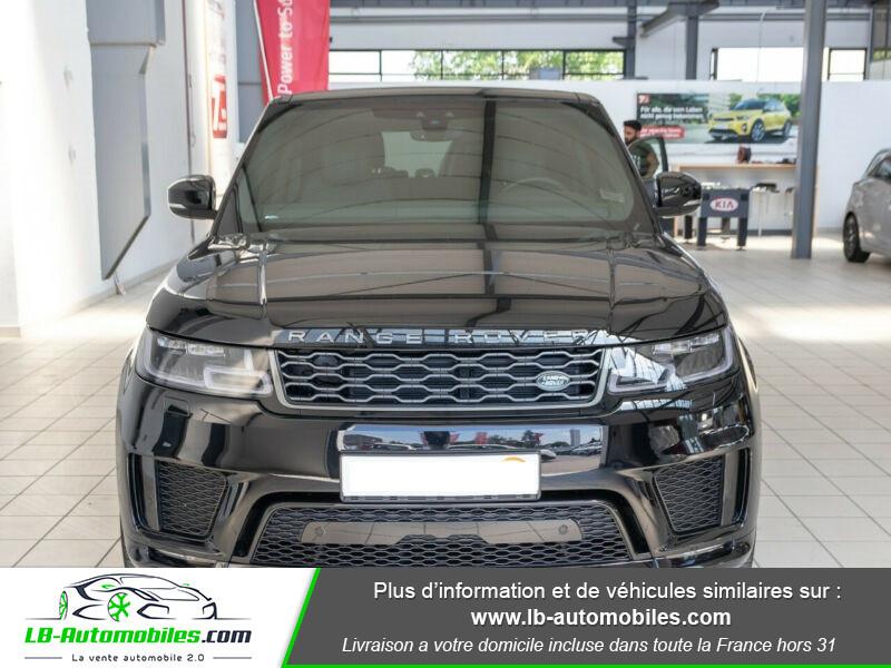 Land rover Range Rover SDV6 3.0L 249ch / S 7 Places  occasion à Beaupuy - photo n°11