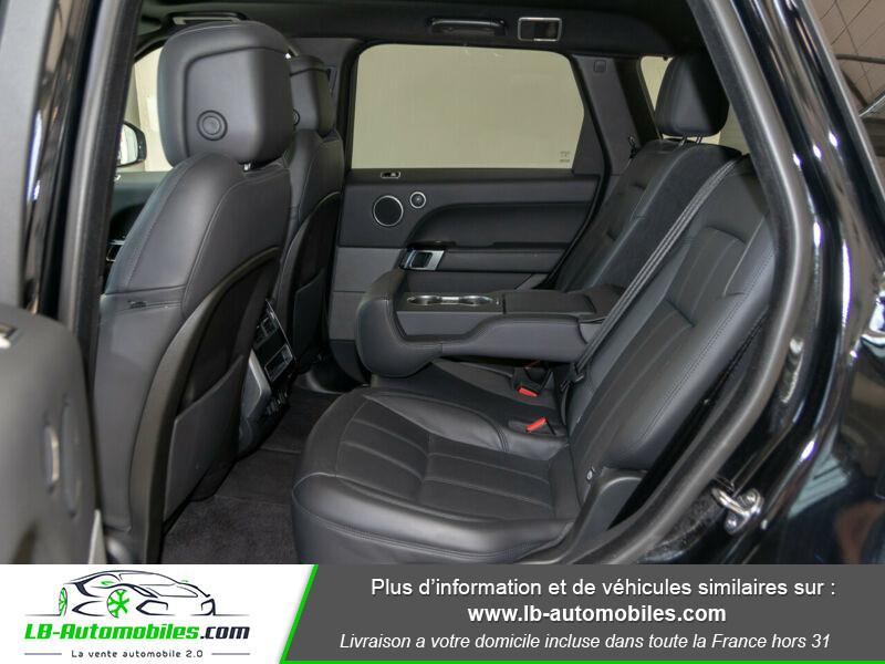 Land rover Range Rover SDV6 3.0L 249ch / S 7 Places  occasion à Beaupuy - photo n°8