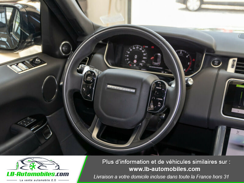 Land rover Range Rover SDV6 3.0L 249ch / S 7 Places  occasion à Beaupuy - photo n°4