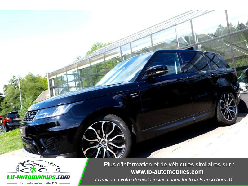 Land rover Range Rover SDV6 3.0L 249ch / S Noir occasion à Beaupuy