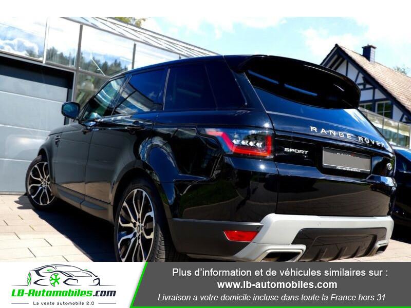 Land rover Range Rover SDV6 3.0L 249ch / S Noir occasion à Beaupuy - photo n°13