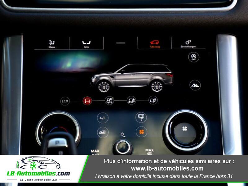 Land rover Range Rover SDV6 3.0L 249ch / S Noir occasion à Beaupuy - photo n°7