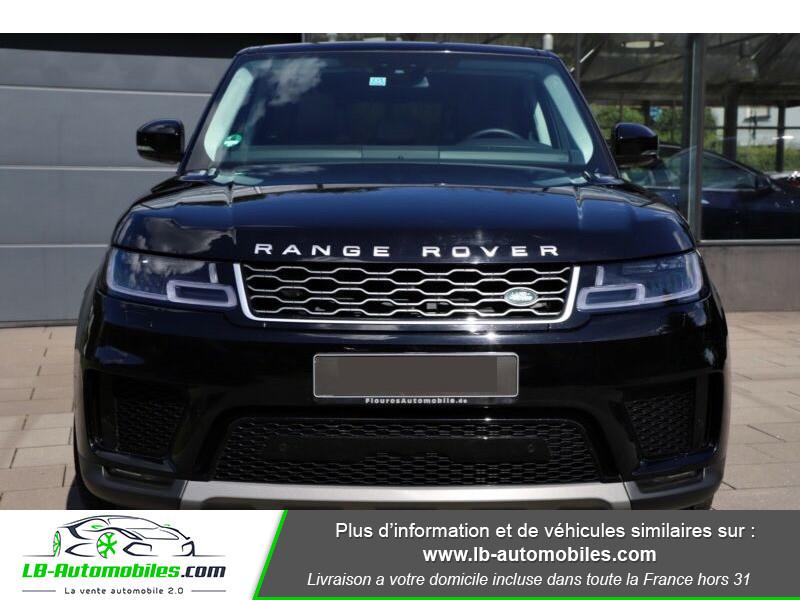Land rover Range Rover SDV6 3.0L 249ch / S Noir occasion à Beaupuy - photo n°11