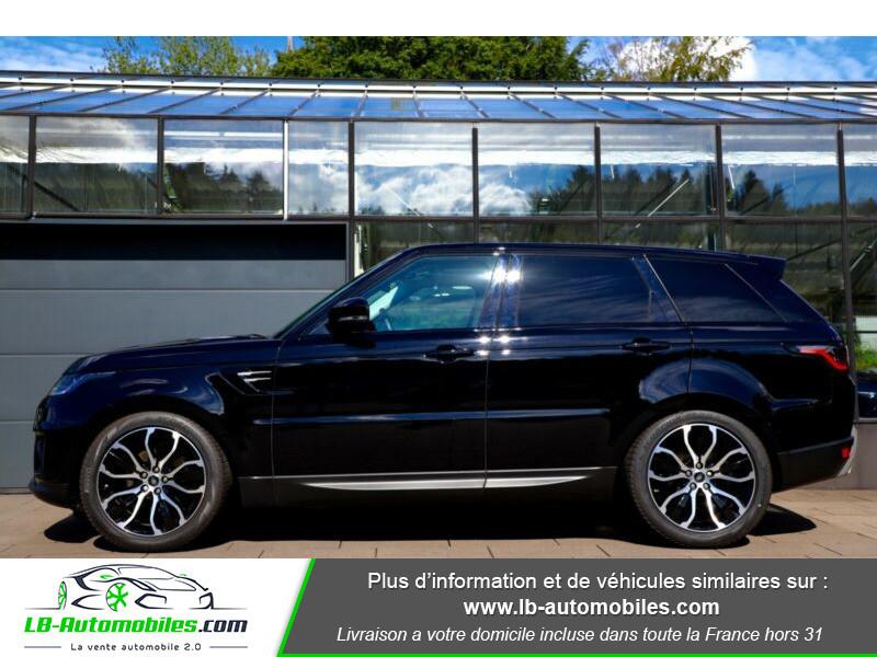 Land rover Range Rover SDV6 3.0L 249ch / S Noir occasion à Beaupuy - photo n°15