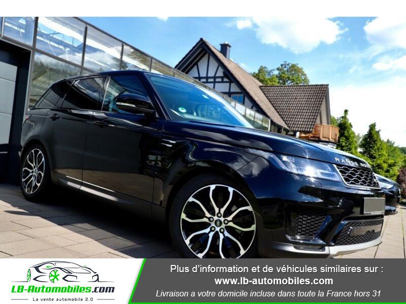 Land rover Range Rover SDV6 3.0L 249ch / S Noir occasion à Beaupuy - photo n°12