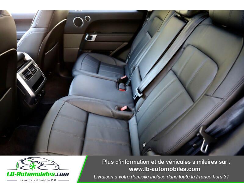 Land rover Range Rover SDV6 3.0L 249ch / S Noir occasion à Beaupuy - photo n°4