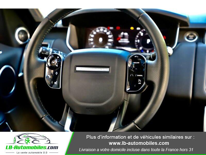 Land rover Range Rover SDV6 3.0L 249ch / S Noir occasion à Beaupuy - photo n°6
