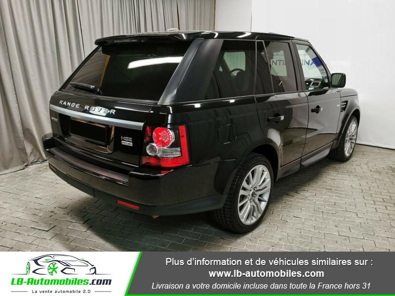 Land rover Range Rover SDV6 3.0L 256ch Noir occasion à Beaupuy - photo n°3