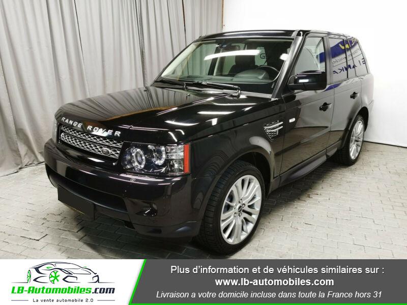 Land rover Range Rover SDV6 3.0L 256ch Noir occasion à Beaupuy