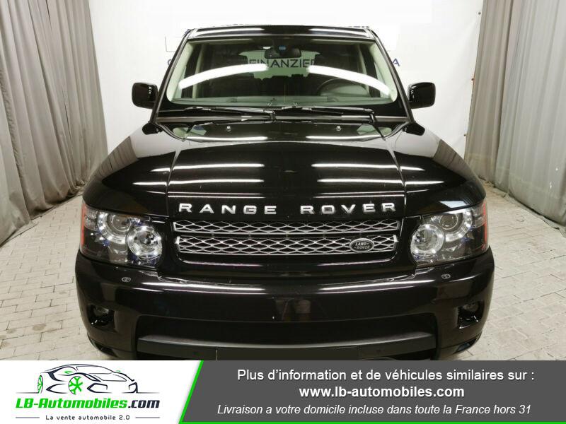 Land rover Range Rover SDV6 3.0L 256ch Noir occasion à Beaupuy - photo n°10