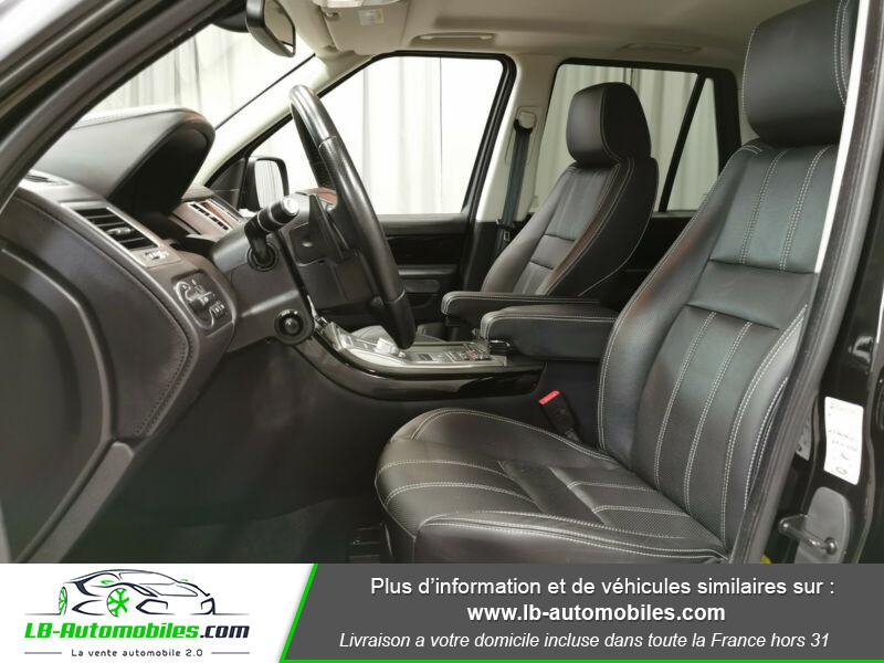 Land rover Range Rover SDV6 3.0L 256ch Noir occasion à Beaupuy - photo n°4