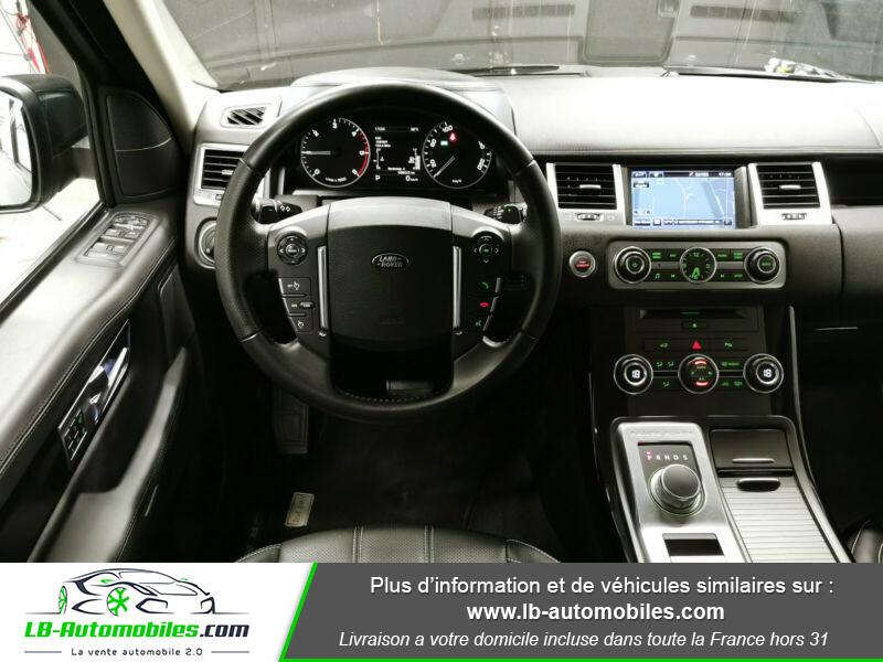 Land rover Range Rover SDV6 3.0L 256ch Noir occasion à Beaupuy - photo n°9