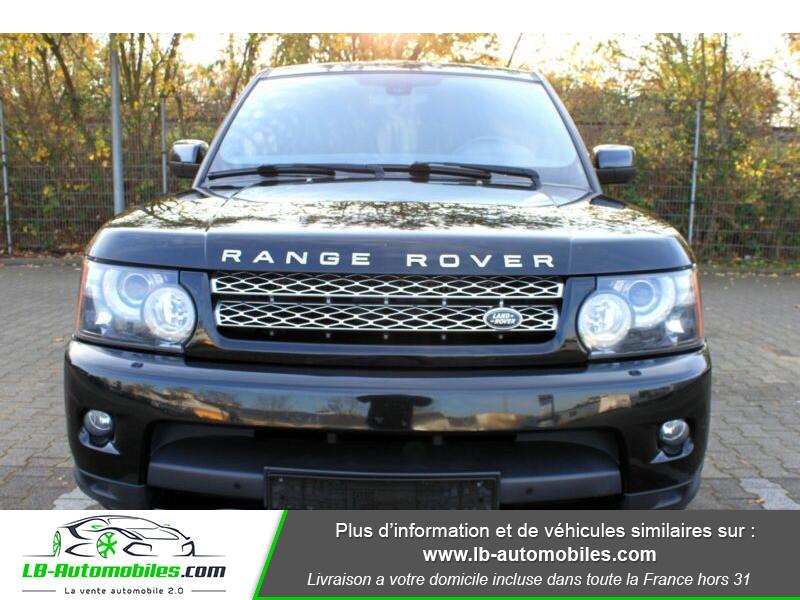 Land rover Range Rover SDV6 3.0L 256ch Noir occasion à Beaupuy - photo n°6