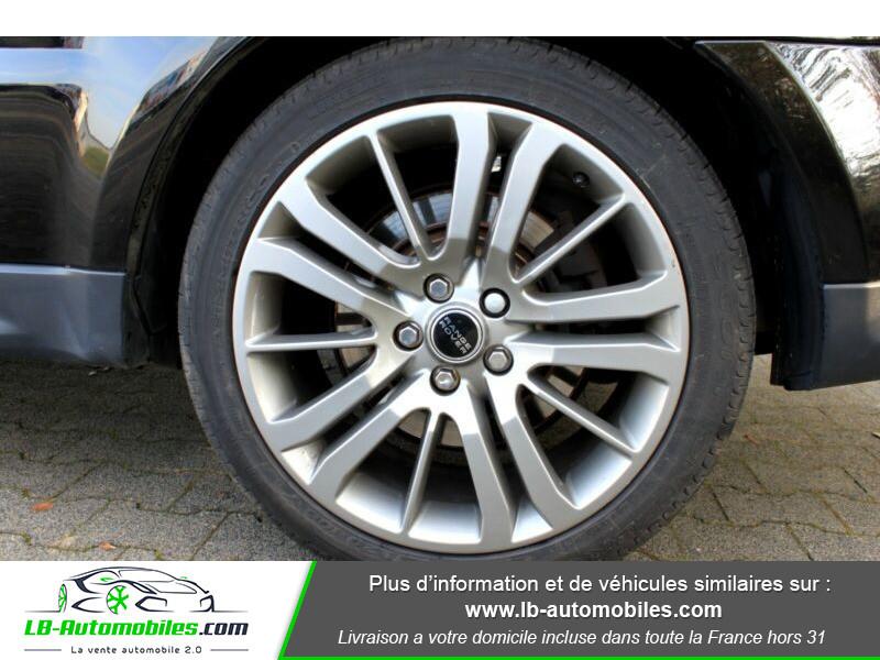 Land rover Range Rover SDV6 3.0L 256ch Noir occasion à Beaupuy - photo n°11