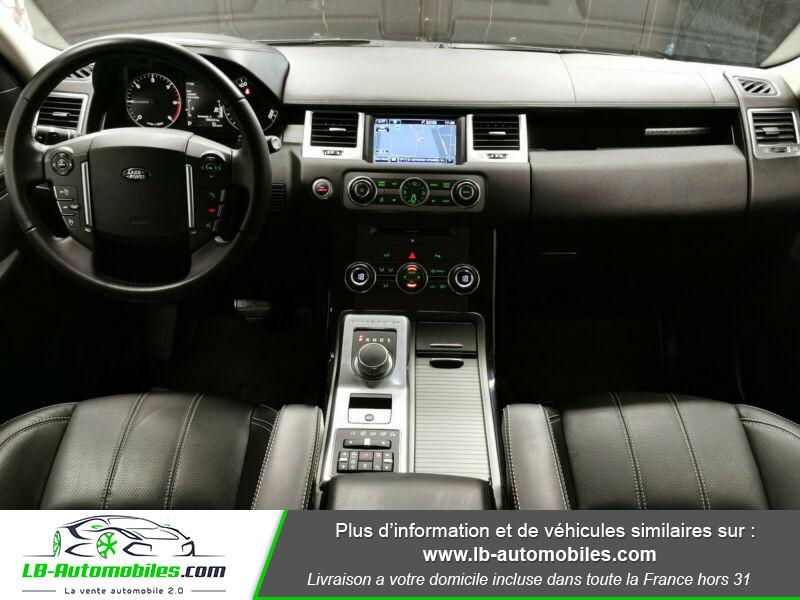 Land rover Range Rover SDV6 3.0L 256ch Noir occasion à Beaupuy - photo n°2