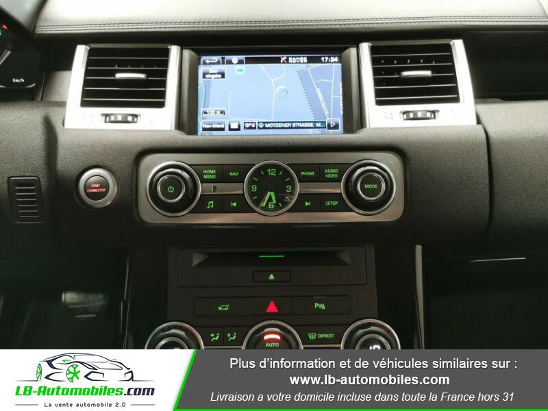 Land rover Range Rover SDV6 3.0L 256ch Noir occasion à Beaupuy - photo n°7