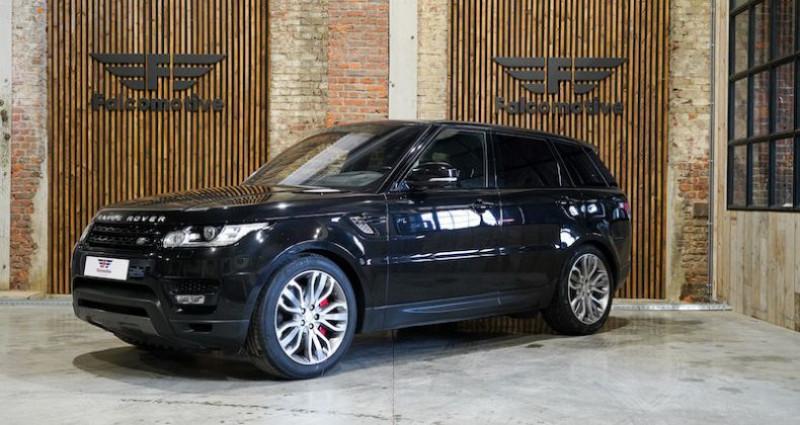 Land rover Range Rover SDV6 HSE Dynamic - Eur6 - Toptoestand! !Nieuwprijs: 91000 Noir occasion à HALEN