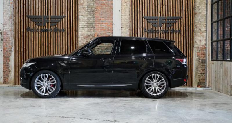 Land rover Range Rover SDV6 HSE Dynamic - Eur6 - Toptoestand! !Nieuwprijs: 91000 Noir occasion à HALEN - photo n°3