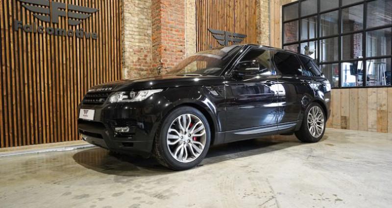 Land rover Range Rover SDV6 HSE Dynamic - Eur6 - Toptoestand! !Nieuwprijs: 91000 Noir occasion à HALEN - photo n°6