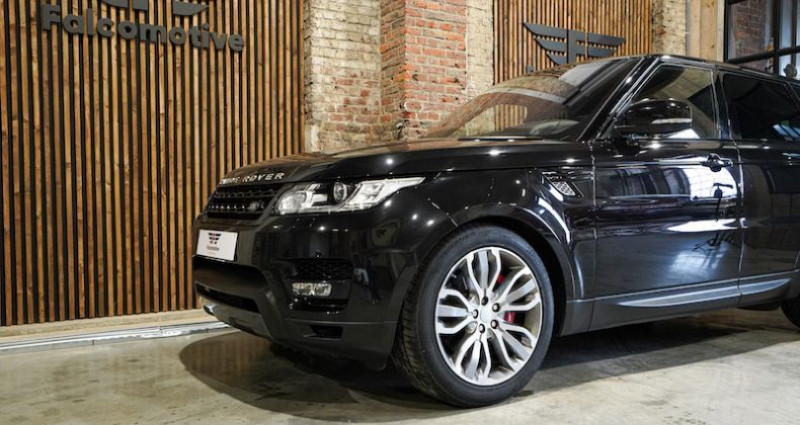 Land rover Range Rover SDV6 HSE Dynamic - Eur6 - Toptoestand! !Nieuwprijs: 91000 Noir occasion à HALEN - photo n°7