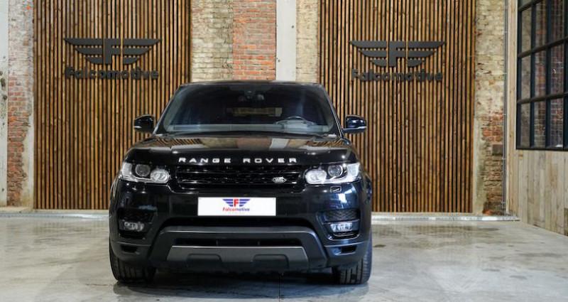 Land rover Range Rover SDV6 HSE Dynamic - Eur6 - Toptoestand! !Nieuwprijs: 91000 Noir occasion à HALEN - photo n°4
