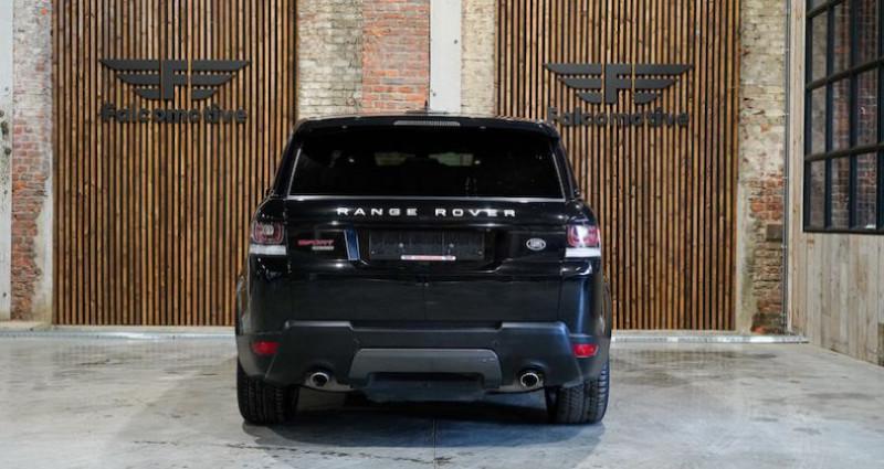 Land rover Range Rover SDV6 HSE Dynamic - Eur6 - Toptoestand! !Nieuwprijs: 91000 Noir occasion à HALEN - photo n°5