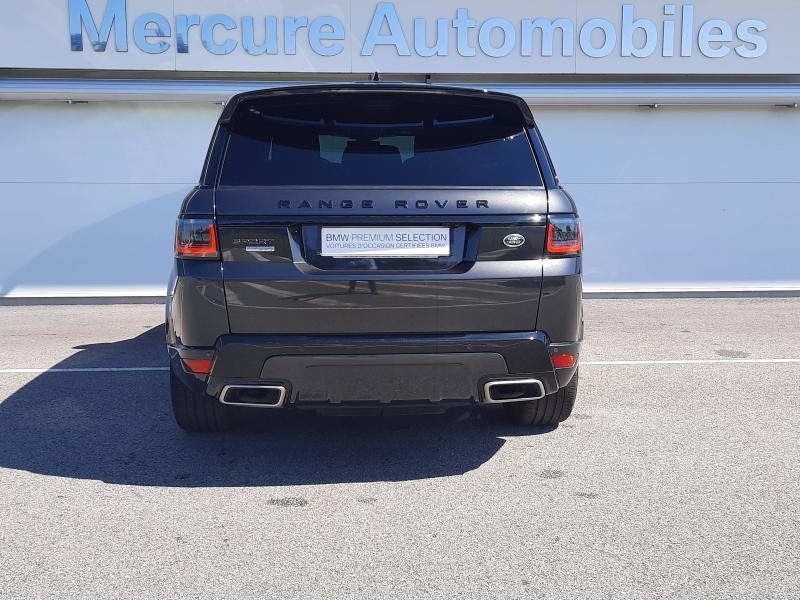 Land rover Range Rover SDV8 4.4 Autobiography Dynamic Noir occasion à Valframbert - photo n°4