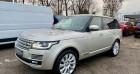 Land rover Range Rover SDV8 4.4 Autobiography  à Boulogne-Billancourt 92