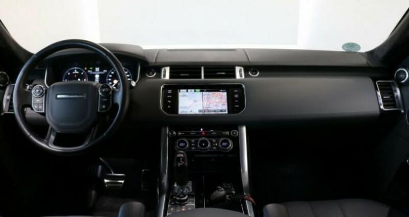 Land rover Range Rover SDV8 Autobiography Blanc occasion à Boulogne-Billancourt - photo n°7