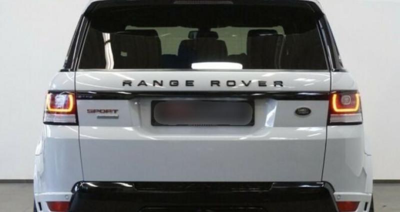 Land rover Range Rover SDV8 Autobiography Blanc occasion à Boulogne-Billancourt - photo n°5
