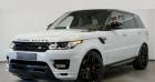 Land rover Range Rover SDV8 Autobiography Blanc à Boulogne-Billancourt 92