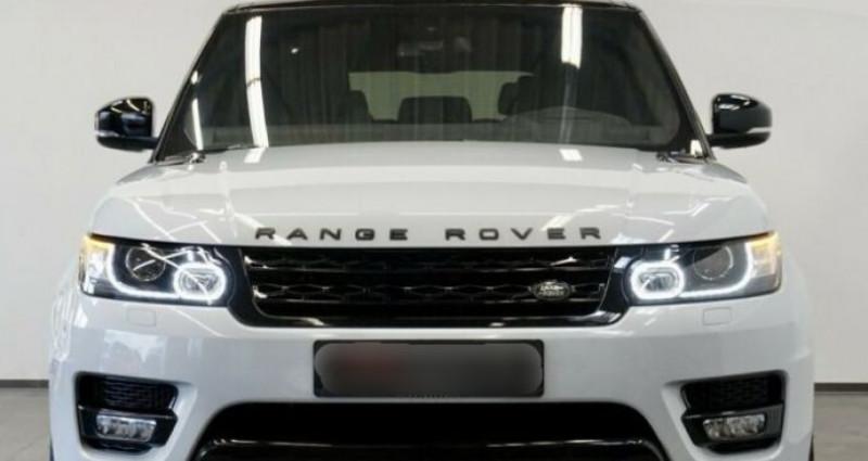 Land rover Range Rover SDV8 Autobiography Blanc occasion à Boulogne-Billancourt - photo n°4