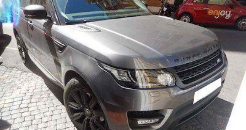 Land rover Range Rover SPORT 3.0 TDV6 249 HSE DYNAMIC AUTO Gris occasion à CHANAS