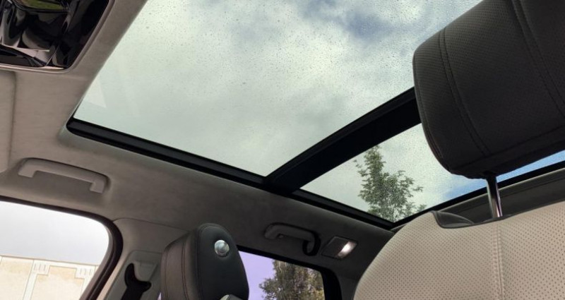Land rover Range Rover SPORT 4.4 SD Autobiography Gris occasion à Meylan - photo n°3