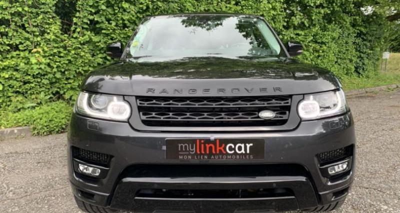 Land rover Range Rover SPORT 4.4 SD Autobiography Gris occasion à Meylan - photo n°5