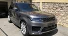 Land rover Range Rover Sport Supercharged Gris à MONACO 98
