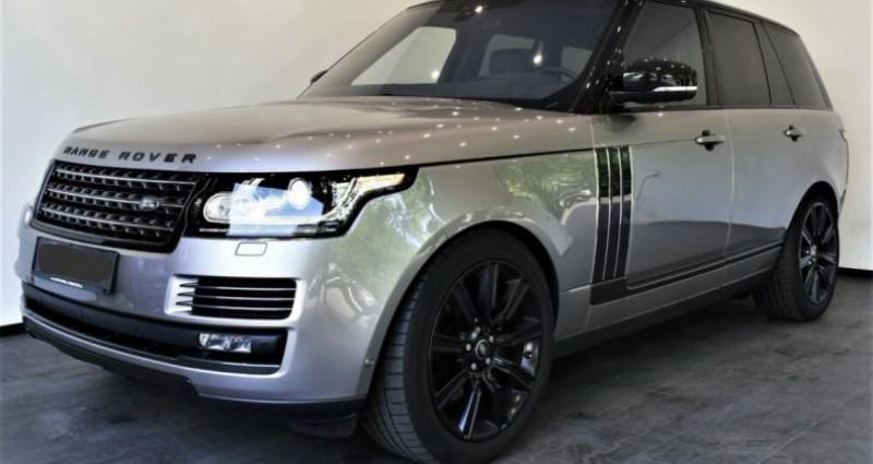 Land rover Range Rover SV Autobigraphy  occasion à Morangis
