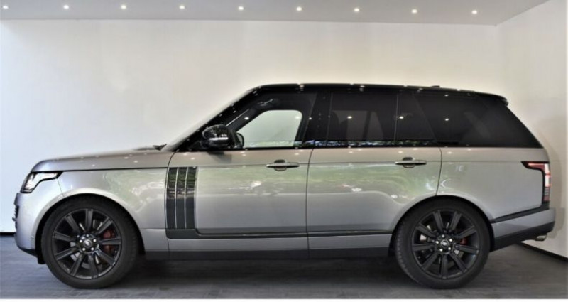 Land rover Range Rover SV Autobigraphy  occasion à Morangis - photo n°2