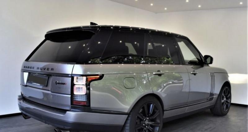 Land rover Range Rover SV Autobigraphy  occasion à Morangis - photo n°3