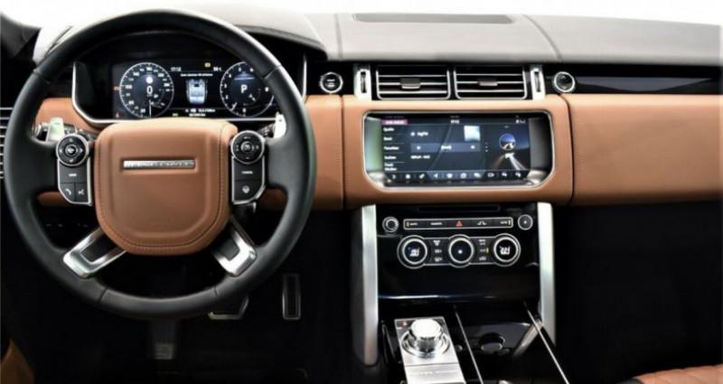 Land rover Range Rover SV Autobigraphy  occasion à Morangis - photo n°5
