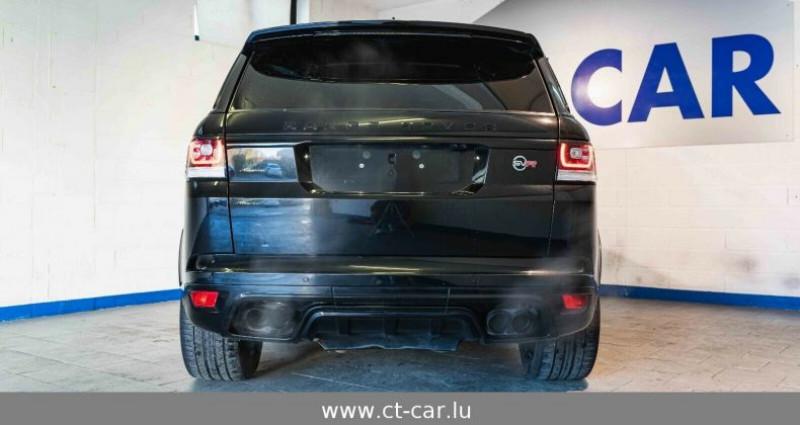 Land rover Range Rover SVR-1Hand-Top Noir occasion à Hesperange - photo n°3