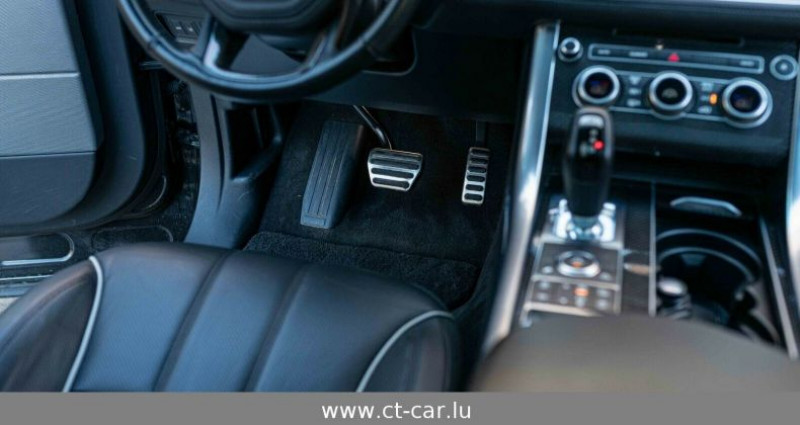 Land rover Range Rover SVR-1Hand-Top Noir occasion à Hesperange - photo n°6