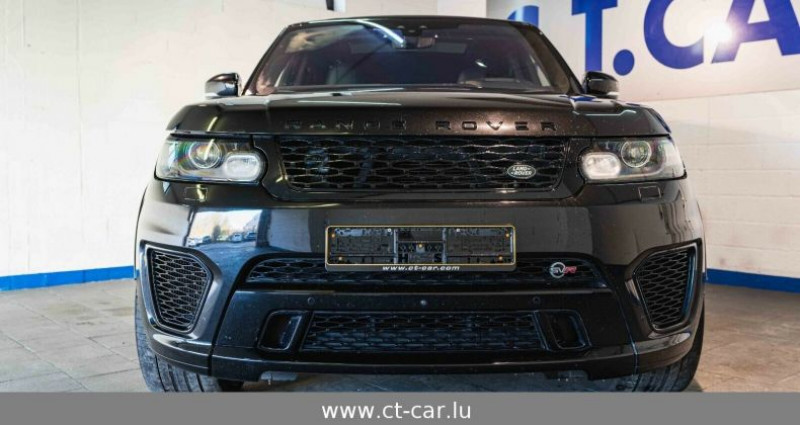 Land rover Range Rover SVR-1Hand-Top Noir occasion à Hesperange - photo n°2